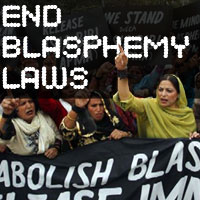 International Campaign calls for End of Blasphemy Laws