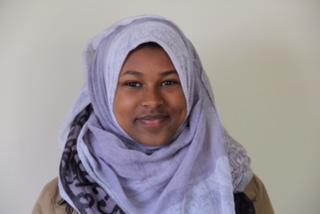 Rahma Siraj wins Eileen Bone Award