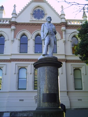 John Ballance Monument